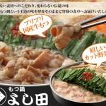 もつ鍋よし田博多もつ鍋通販人気