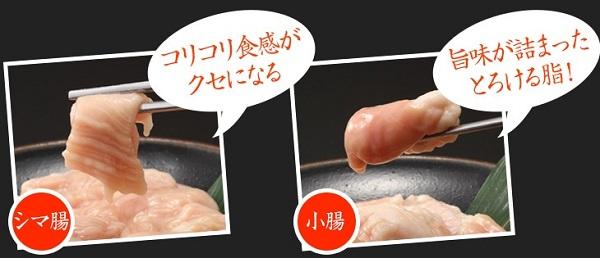 もつ鍋よし田は小腸とシマ腸で野菜付きセットが人気のもつ鍋取り寄せ通販セットで当サイト独自のランキングも上位です。