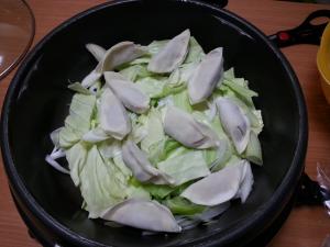 東京炎麻堂餃子鍋口コミ2